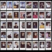 KPOP Bangtan Boys Polaroid LOMO Cards Postcards  JIMIN JIN SUGA J-HOPE JUNG KOOK Fans Collection c130
