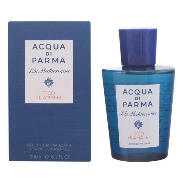 Shower Gel Blu Mediterraneo Fico Di Amalfi Acqua Di Parma (200 Ml)