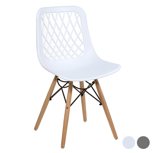 Dining Chair (59 X 60 X 79 Cm) Beech Wood