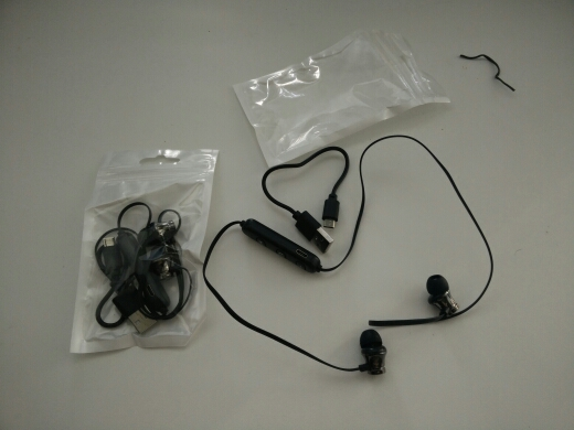 Bluetooth V4.2 Wireless Stereo Earphone Sport Headset For iPhone X XS 7 8 Samsung S8 S9 S10 Xiaomi 9 Waterproof Earbuds With Mic Bluetooth Earphones & Headphones    - AliExpress