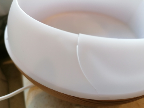humidificateur d'air huile essentielle diffuseur arôme