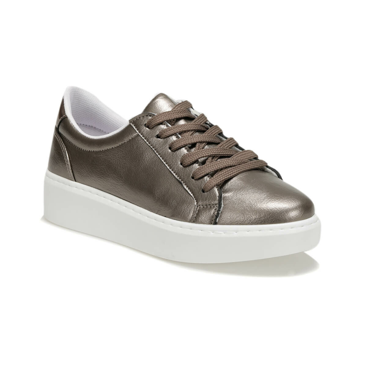 FLO MAZZOLA52Z SKIN Gray Women 'S Sneaker Shoes BUTIGO