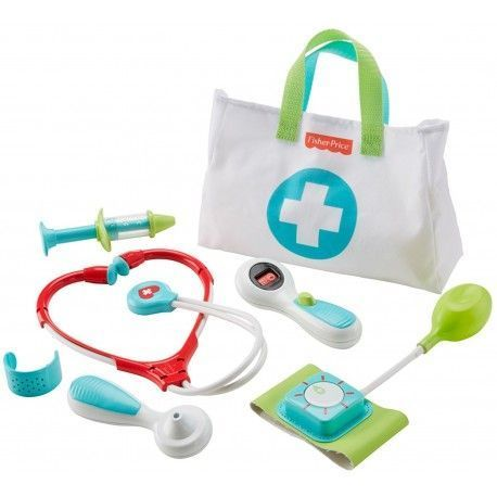 Fisher Price Small Briefcase Doctor