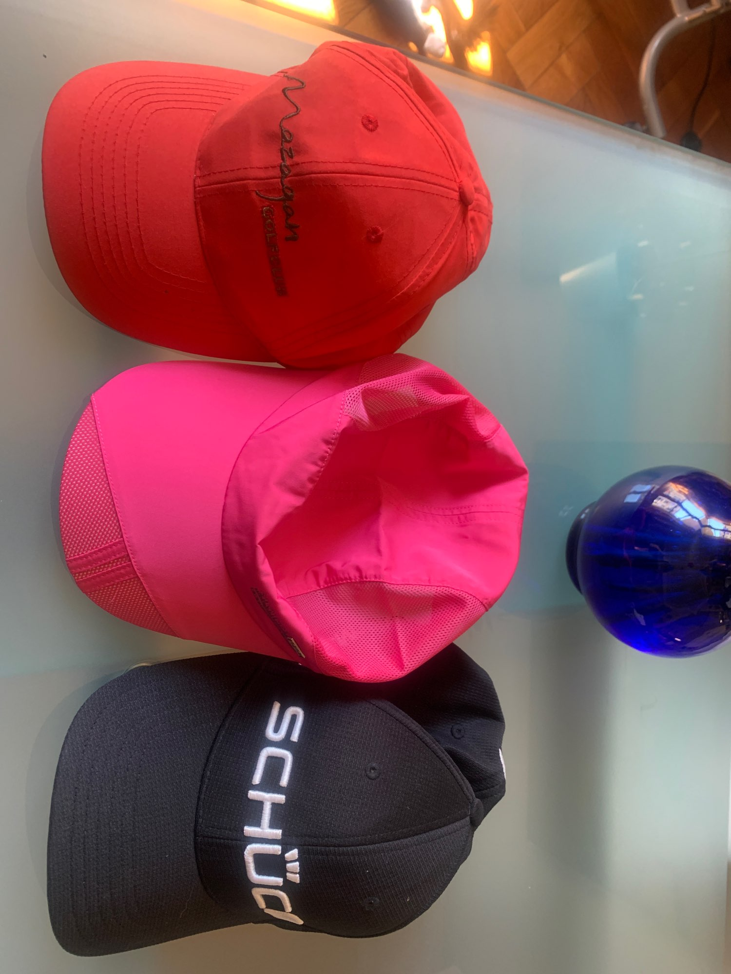 Unisex Colorful Sports Mesh Cap photo review