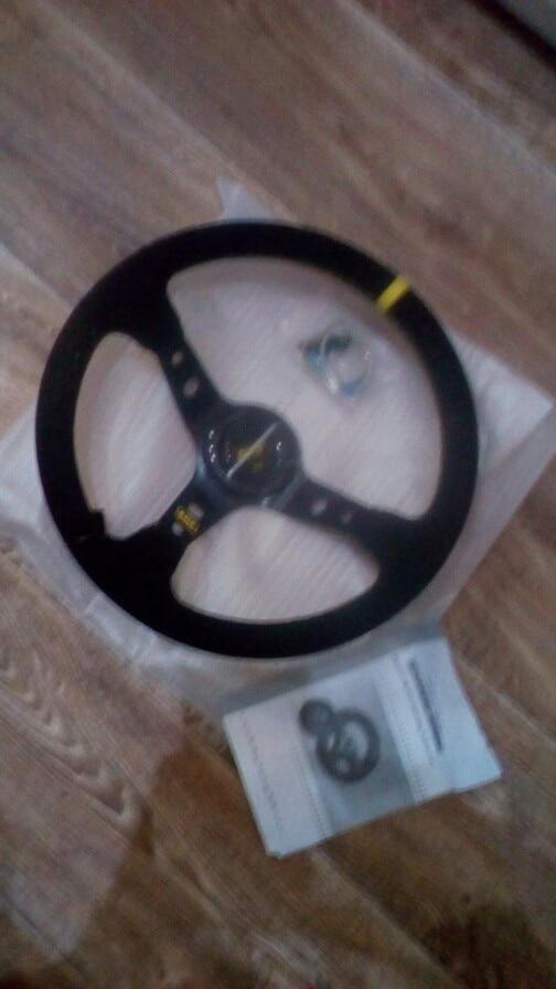 Volantes e buzinas Steering Volante Amarela