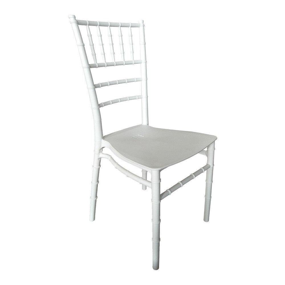 CHIAVARI Chair, White Polypropylene