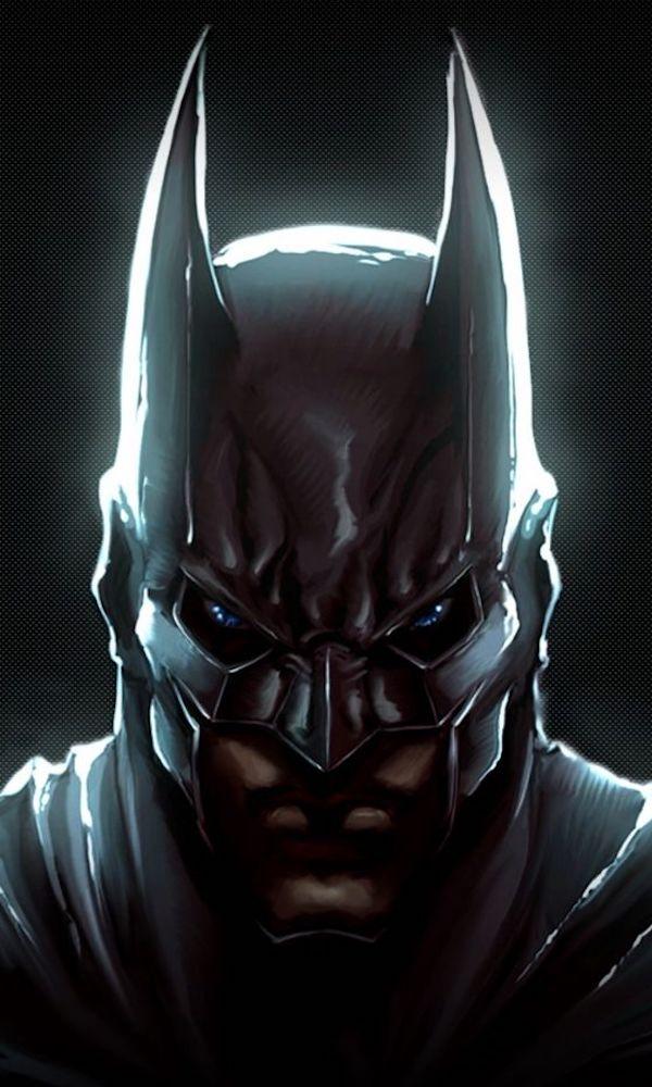 《蝙蝠侠》封面图片