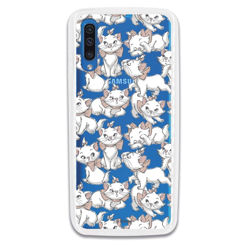 Cases for Samsung Galaxy A70 of The Aristocats Officially licensed Disney.