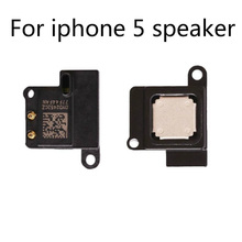 цена на Original For iPhone 5 Speaker Flex Cable Replacement Repair Parts for iphone 5s for iphone SE Ear Speaker Sound Receiver