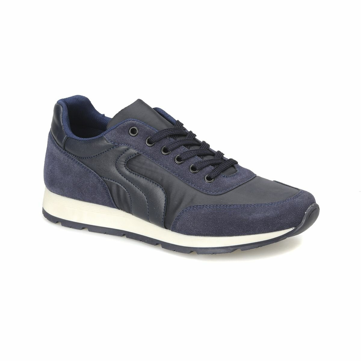 FLO 2609-10 Navy Blue Men 'S Shoes Forester