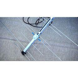 Антенна Q20M dualband 144+430 для радиолюбителя 3+4 элемента VHF/UHF разборная