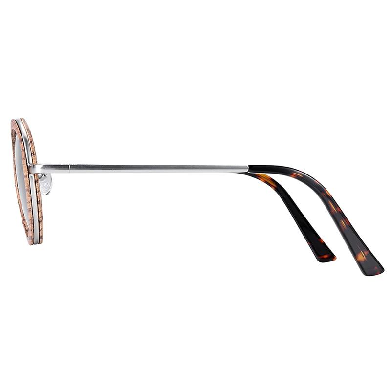 GLINDAR Occhiali da Sole Polarizzati in Legno per Uomo Donna Occhiali Retr/ò Quadrati Protezione UV400