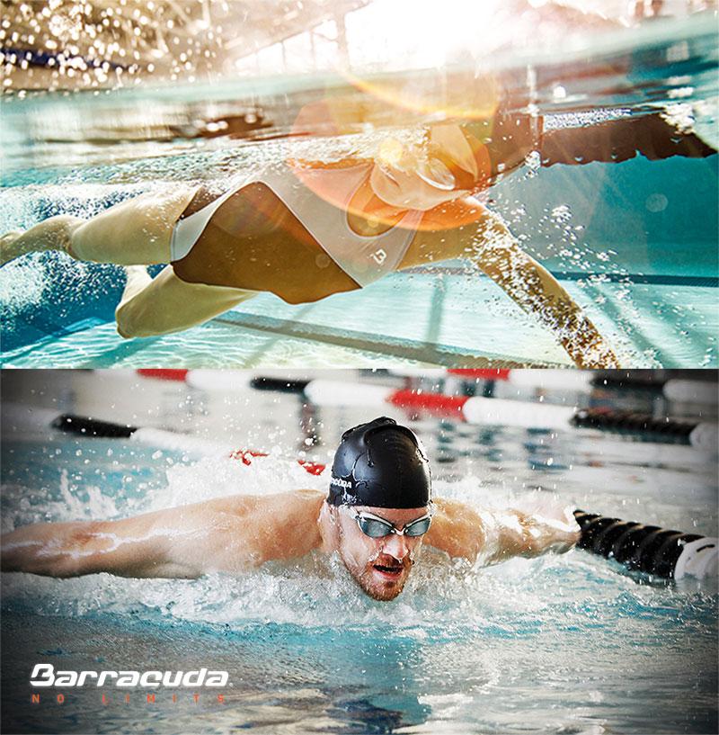 Barracuda drb очки для плавания при близорукости Анти туман