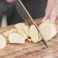 玉米薯香饼的做法图解1
