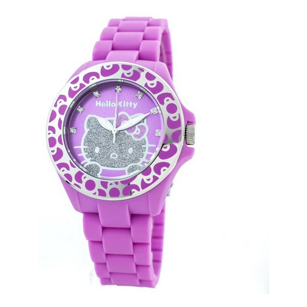 Infant's Watch Hello Kitty HK7143B-05 (40 Mm)