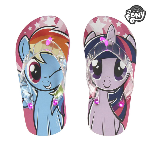 Flip flops with LEDs My Little Pony 73086 - title=