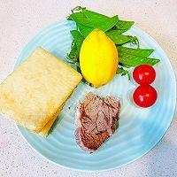 #百变鲜锋料理#蚝油牛粒沙拉的做法图解2