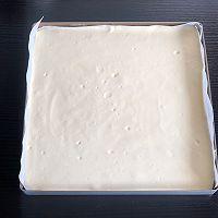 网红芝士肉松蛋糕的做法图解10