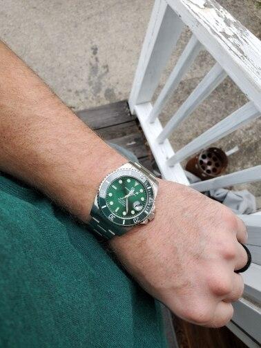 -- Mecânico Masculino Relógios
