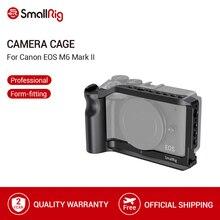 SmallRig M6 Khung Máy Ảnh Dành Cho Canon EOS M6 Mark II Dslr Phù Hợp Với Kiểu Dáng Lồng Có Tích Hợp Vòng Tay/Lạnh đế Gắn Giày Vlog Giàn Khoan 2515