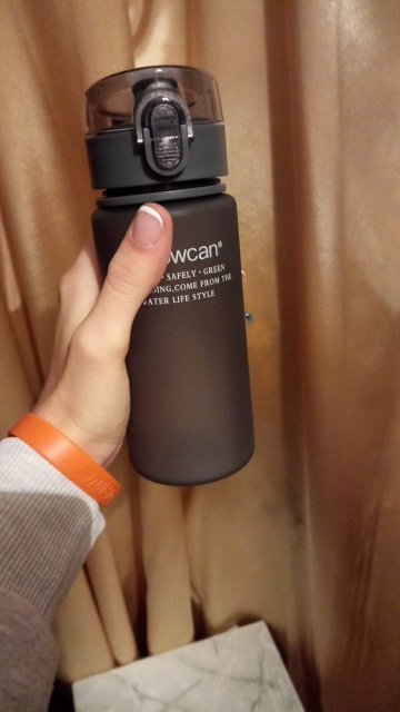 Water Bottle 400ml 560ml Plastic Gourde en Plastique Sport Direct Drinking Shaker Bottles Hiking Portable Bottle For Water|Water Bottles|   - AliExpress