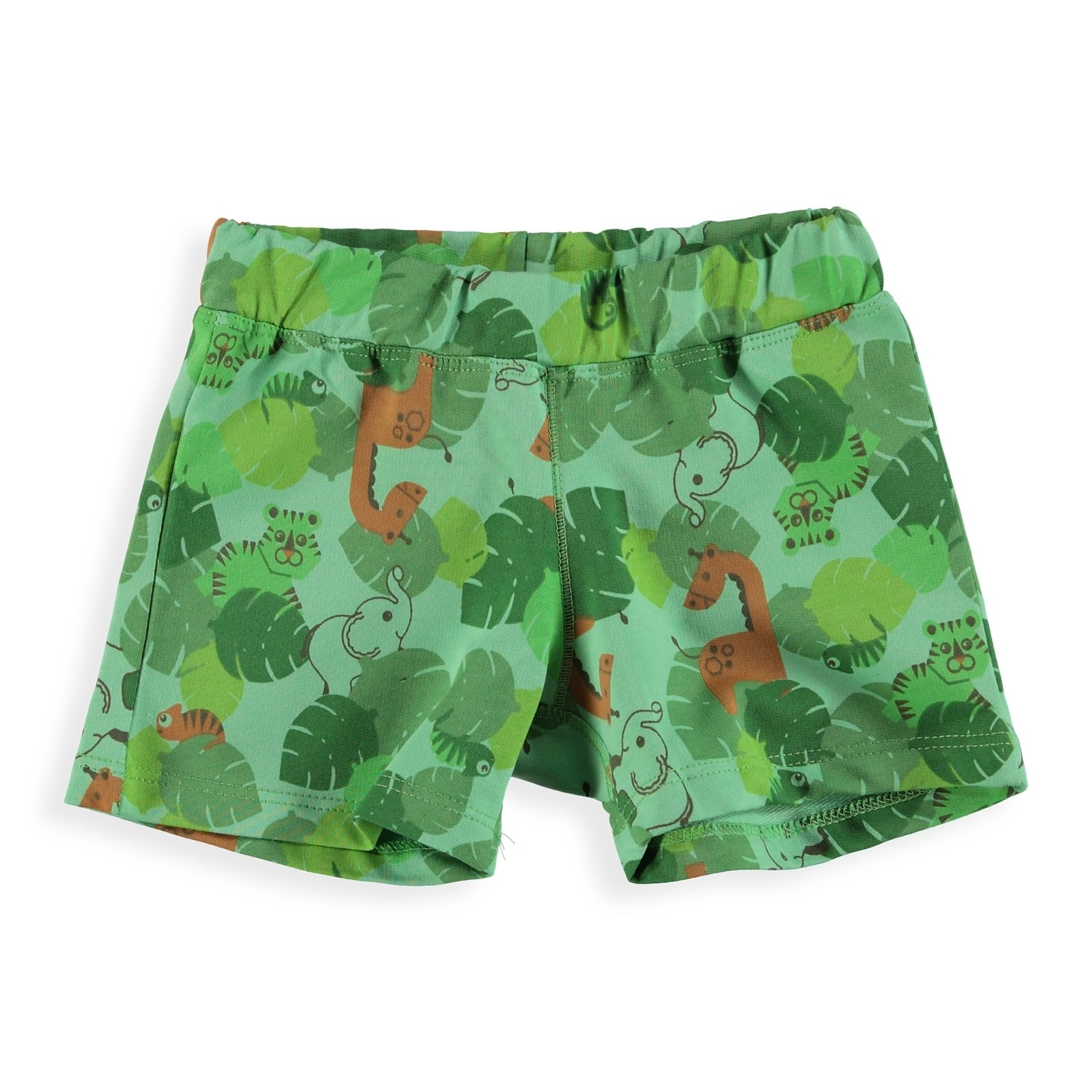 Ebebek Fisher Price Forest Baby Boy Printed Short