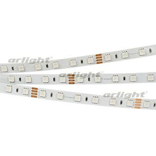 024586 (1) Tape RT 2-5000-50m 24V RGB 2x (5060, 60 LED/m LUX) ARLIGHT 50th