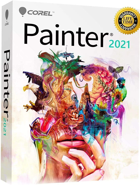 Corel Painter 2021 MAC