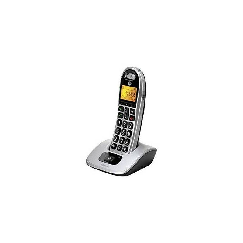 Phone Motorola Wireless CD301 DECT Silver image