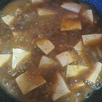 肉沫豆腐的做法图解5