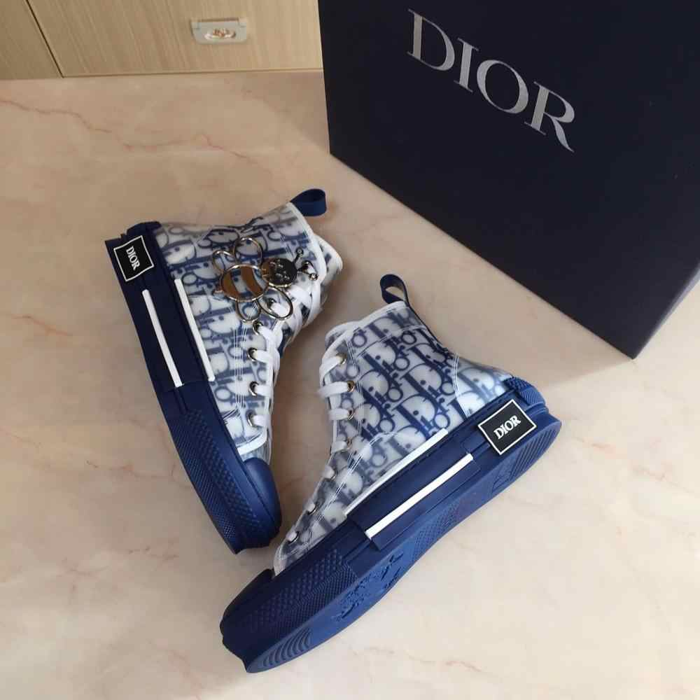 B23 High top Sneakers Dior Luxury shoes