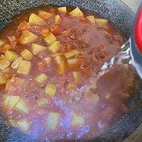 冬季解馋又减肥的番茄土豆肥牛汤的做法图解15