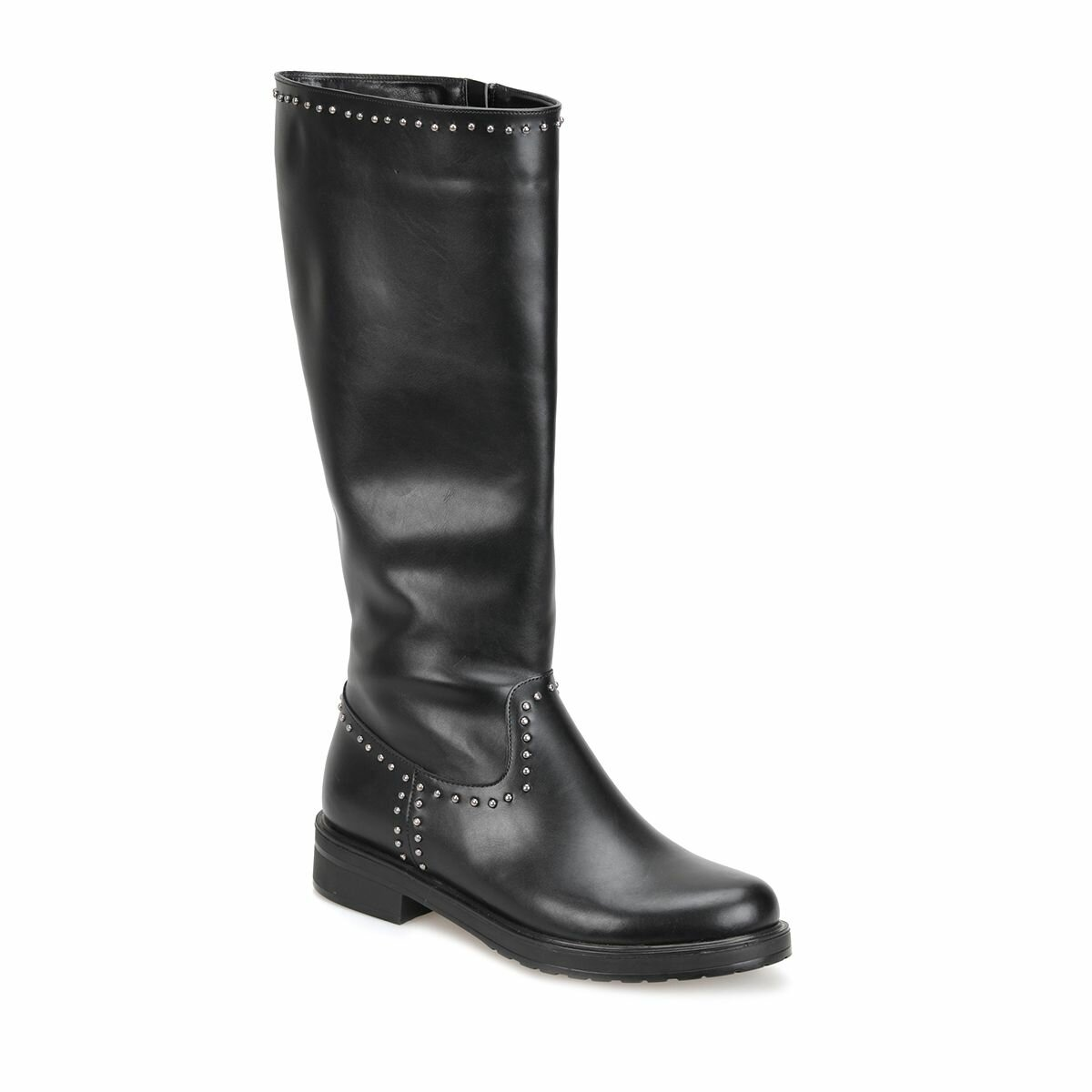 FLO 18K-344 Black Women Boots BUTIGO