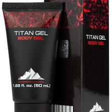 Titan Gel for Man Original Gold Body Gel