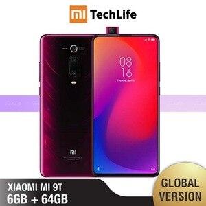 Image 2 - Wersja globalna Xiaomi Mi 9T 64GB ROM 6GB RAM (fabrycznie nowe/uszczelnione) Mi 9t, mi9t, mi 9, mi9 Smartphone Mobile