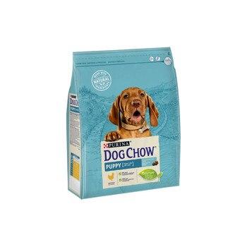 Purina DOG CHOW Puppy Pollo Alimento de Pollo para Perros Cachorro 2,5...