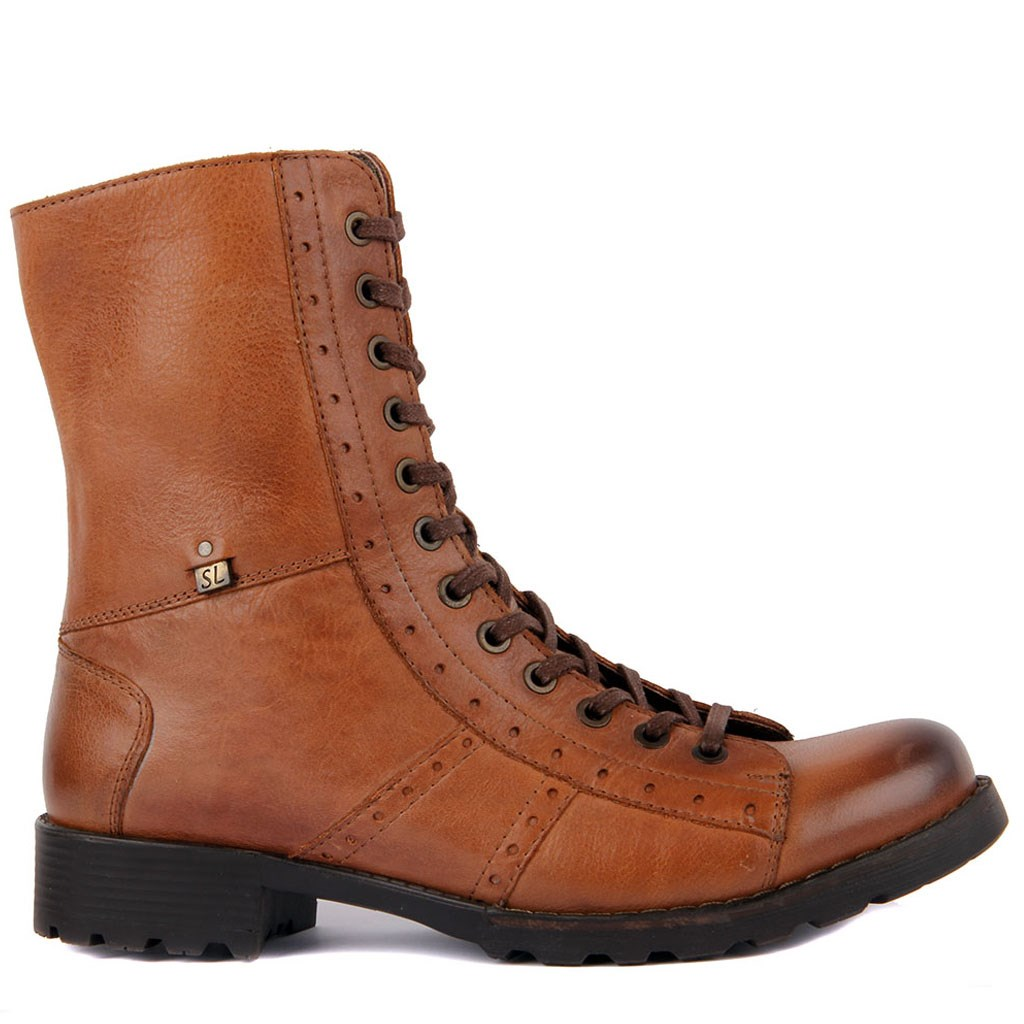 Sail-Lakers Women Leather Boots