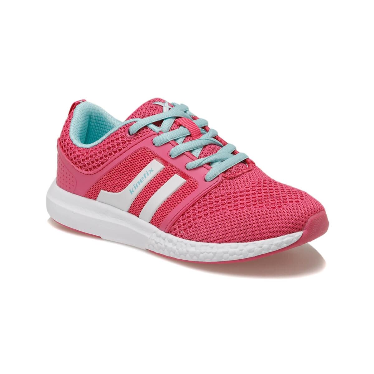 FLO KEYA Fuchsia Female Child Sneaker Shoes KINETIX