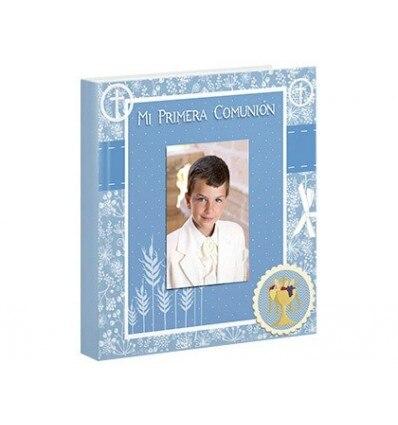 BOOK COMMUNION ARGUVAL CHILD PHOTO