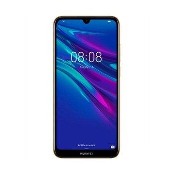 Перейти на Алиэкспресс и купить Huawei y5 (2019) коричневый мобильный 4g dual sim 5,71 'I