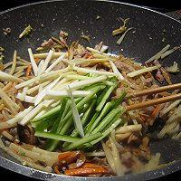 #安佳食力召集,力挺新一年#肉丝蔬菜的做法图解14