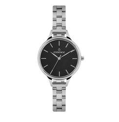 Reloj para mujer es6548fe. Pulsera de acero inoxidable 350 cristal mineral luz solar