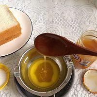 香甜酥脆蜂蜜吐司脆的做法图解1