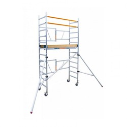 SCAFFOLDING folding PROFESSIONAL IBER SCAFFOLDING S high altitude working 4,70 m