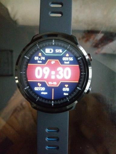 -- Relógio Inteligente Masculino