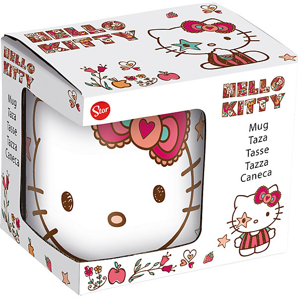 Ceramic Mug Stor Hello Kitty
