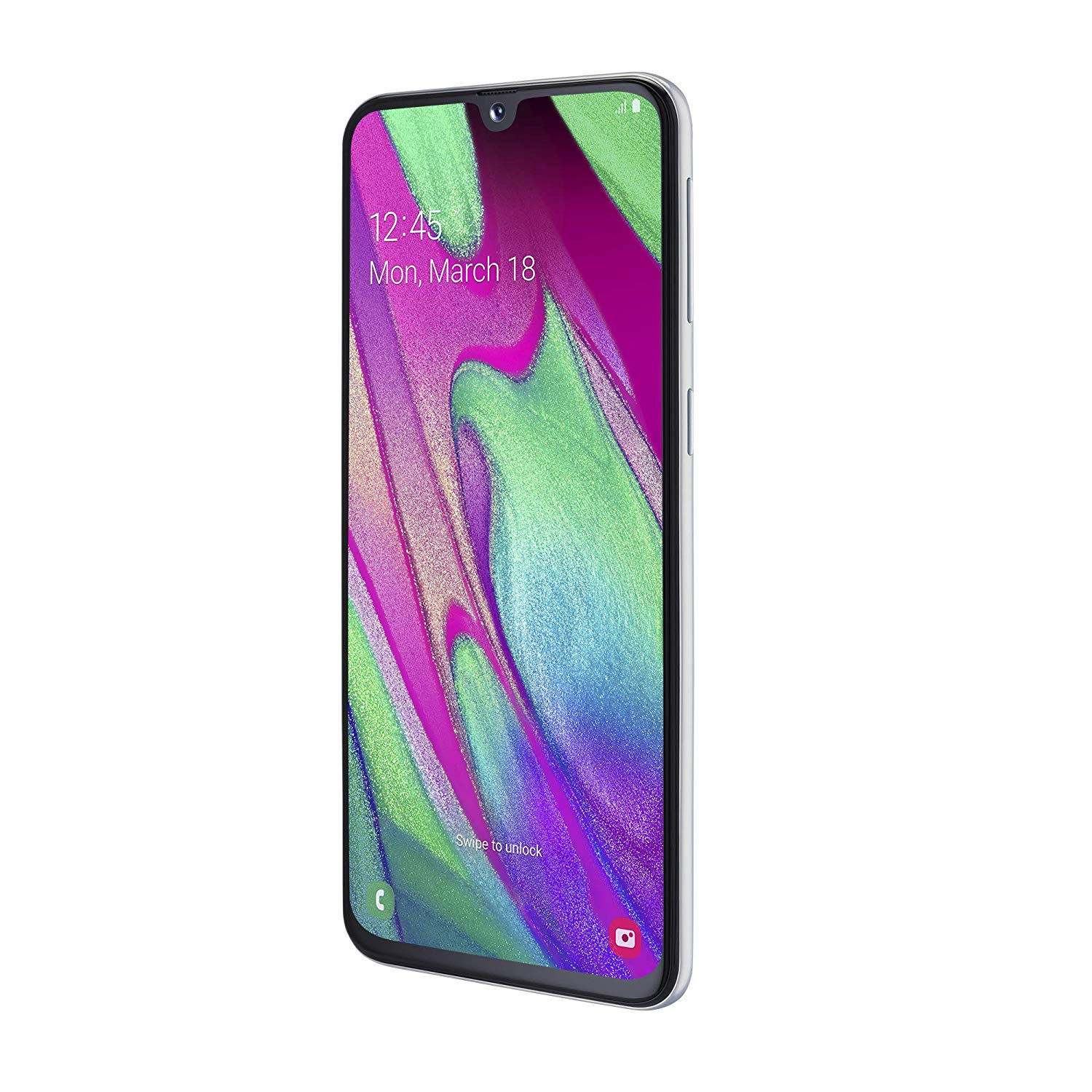 Samsung Galaxy A40, LTE Band, 6 Internal 4GB De Memoria, 4GB Ram, Dual SIM, Screen 5.9
