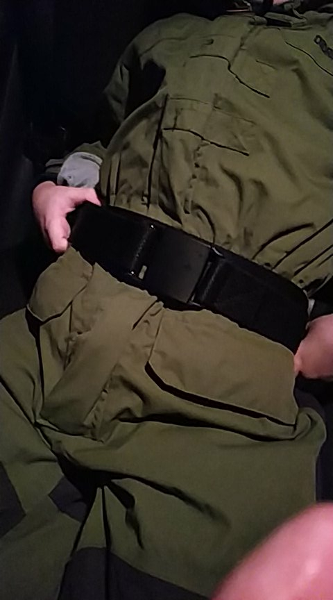 חגורה מבד לחיילים דגם 275 photo review
