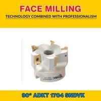 TK ADKT 17 003 SNDVK FACE MILLING EM90 63X5 022 R390 1704
