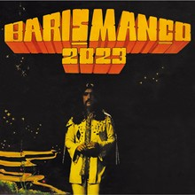 Turkish Rock Music Baris Manco 2023 new Vinyl Record Turkey Rock music holiday summer spring